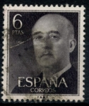 Stamps : Europe : Spain :  ESPAÑA_SCOTT 833.03 GEN. FRANCO. $0,2