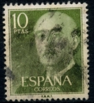 Stamps : Europe : Spain :  ESPAÑA_SCOTT 835.01 GEN. FRANCO. $0,2