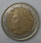 monedas del Mundo : Europa : Italia :  2002 - 2 euros