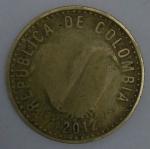 monedas de America - Colombia -  2012 - 100 pesos