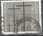 sellos de Europa - Alemania -  Comisión de Tumbas de Guerra. Sepulcros militares