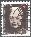 sellos de Europa - Alemania -  150 Aniversario de Marie von Ebner-Eschenbach (novelista).