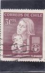 Stamps Chile -  Campaña Mundial Contra el Hambre FAO