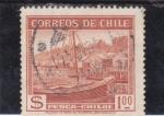 Stamps : America : Chile :  pesca-chiloe