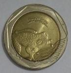 monedas de America - Colombia -  2014 - 500 pesos