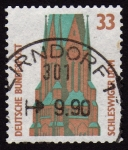Stamps Germany -  COL-SCHLESWIGER DOM