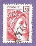 Sellos de Europa - Francia -  RESERVADO