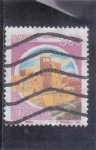 Stamps Italy -  castello