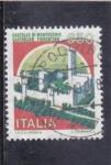 Sellos del Mundo : Europa : Italia : castello di Montecchio