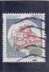 Sellos del Mundo : Europa : Italia : castello di mussomeli
