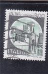 Sellos del Mundo : Europa : Italia : castello