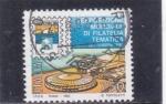 Sellos del Mundo : Europa : Italia : exposición mundial de filatelia temática