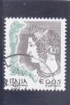 Sellos del Mundo : Europa : Italia : la mujer en el arte