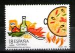 Sellos del Mundo : Europa : España : 2935-Paella valenciana