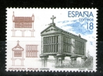 Sellos del Mundo : Europa : España : 2936-Hórreo de piedra
