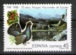 Sellos del Mundo : Europa : España : 2937-Parques Nacionales, Covadonga
