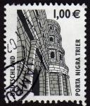 Stamps Germany -  COL-PORTA NIGRA (TRIER)