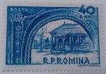 Stamps : Europe : Romania :  Posta