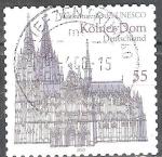 Sellos de Europa - Alemania -  Nacimiento Bicentenario de Albert Lortzing.Compositor.