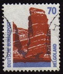 Stamps Germany -  COL-HELGOLAND