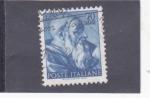 Sellos del Mundo : Europa : Italia : profeta zacarias