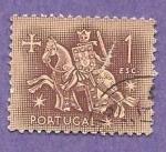Stamps : Europe : Portugal :  INTERCAMBIO