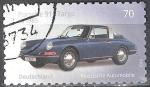 sellos de Europa - Alemania -  Coches Clásicos,Porche 911 Targa,1965(b).