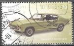 sellos de Europa - Alemania -  Coches Clásicos,Ford Capri 1,1969-73(a).