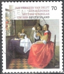 de Europa - Alemania -  Tesoros de los Museos Alemanes.Pintura de J. V. van Delft.