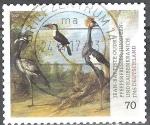 de Europa - Alemania -  Tesoros de los Museos Alemanes.Pintura de Jean-Baptiste Oudry.
