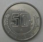 monedas de America - México -  Luis Alberto