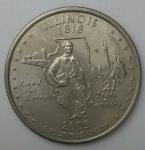 monedas de America - Estados Unidos -  2003 quarter dolar