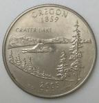 monedas de America - Estados Unidos -  2005 quarter dollar