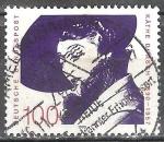 Sellos del Mundo : Europa : Alemania : Cent del nacimiento de Kathe Dorsch (Actriz).