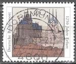 Sellos del Mundo : Europa : Alemania : 1250 años Erfurt.