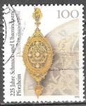 Sellos del Mundo : Europa : Alemania : 225 años joyería y relojería Pforzheim.
