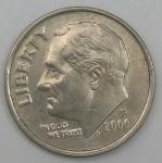 monedas de America - Estados Unidos -  2000 P one dime
