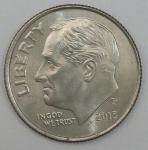 monedas de America - Estados Unidos -  1913 P one dime