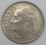 monedas de America - Estados Unidos -  2010 D one dime