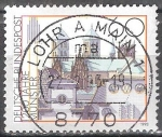 Stamps Europe - Germany -  1.200 años Münster.