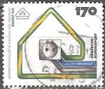 Stamps Europe - Germany -  100 años de la Asociación Alemana de Ingenieros Eléctricos, VDE.