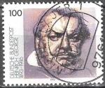Stamps Europe - Germany -  Centenario del Nacimiento de Heinrich George (actor).