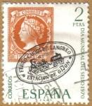 Stamps Spain -  FFCC. LANGREO-GIJON