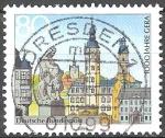 Sellos del Mundo : Europa : Alemania : 1000 años Gera,en el este de Turingia.
