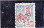 Stamps Europe - France -  gallo-simbolo frances