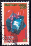 Stamps Europe - France -  LOS MEJORES DESEOS
