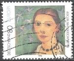 Sellos del Mundo : Europa : Alemania : EUROPA-Paula Modersohn-Becker (1876-1907), pintor alemán.