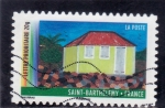 Stamps Europe - France -  SAINT-BARTHELEMY