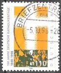 Sellos del Mundo : Europa : Alemania : 150º Anniv. Del Primer Congreso de Católicos Alemanes.