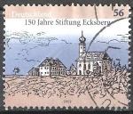Sellos del Mundo : Europa : Alemania : 150 años de la Fundación Ecksberg.